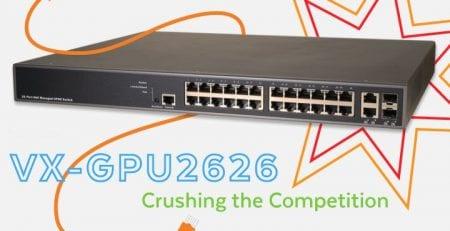 VX-GPU2626 | Crushing the Competition