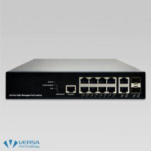 VX-GPU2610 UPoE Switch