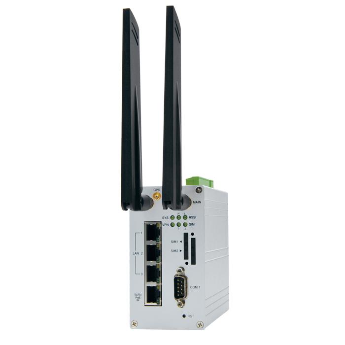 VX-IFL-301PG LTE Gateway Angle