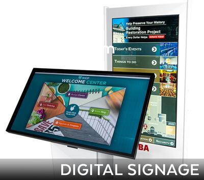 90W DIgital Signage