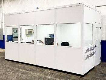 Modular Office Buildings