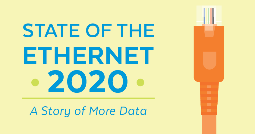 State of the Ethernet 2020 | A Story of More Data