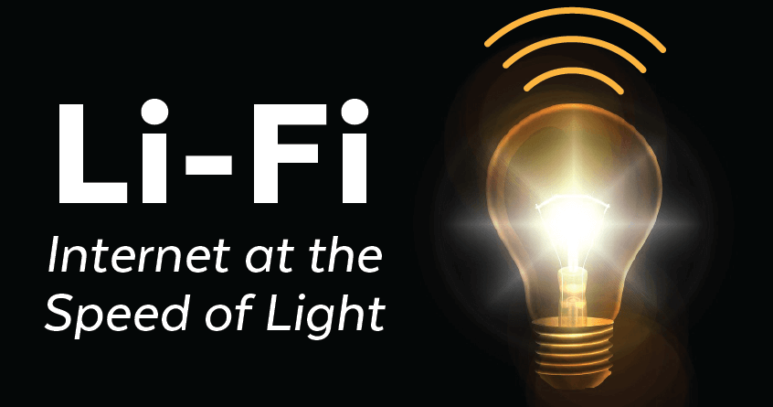 Li-Fi: Internet at the Speed of Light